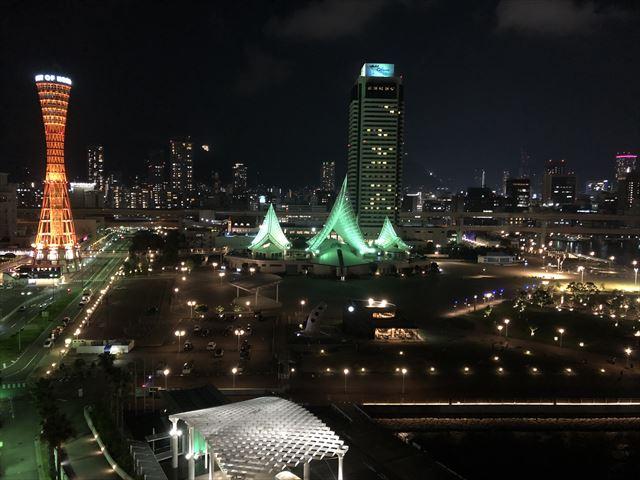 神戸オリエンタル夜景